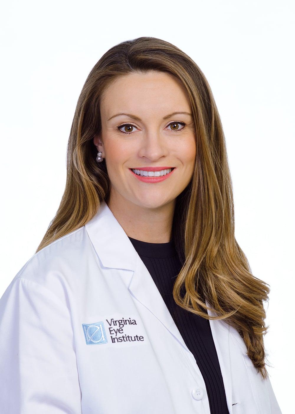 Virginia Eye Institute Provider - Nicole A. Langelier M.D., M.B.E.