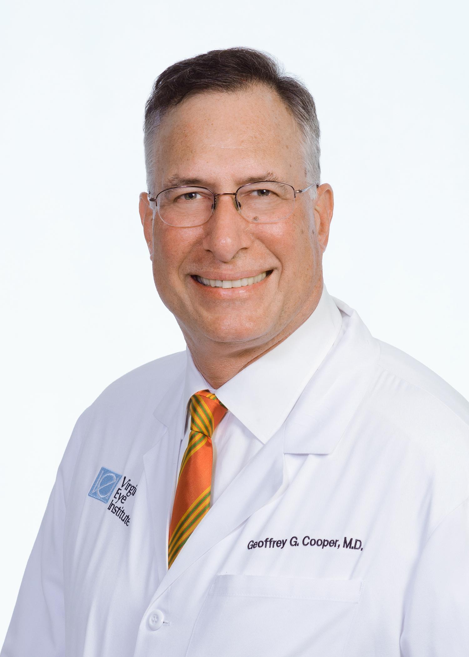 Geoffrey Cooper M.D., F.A.C.S.