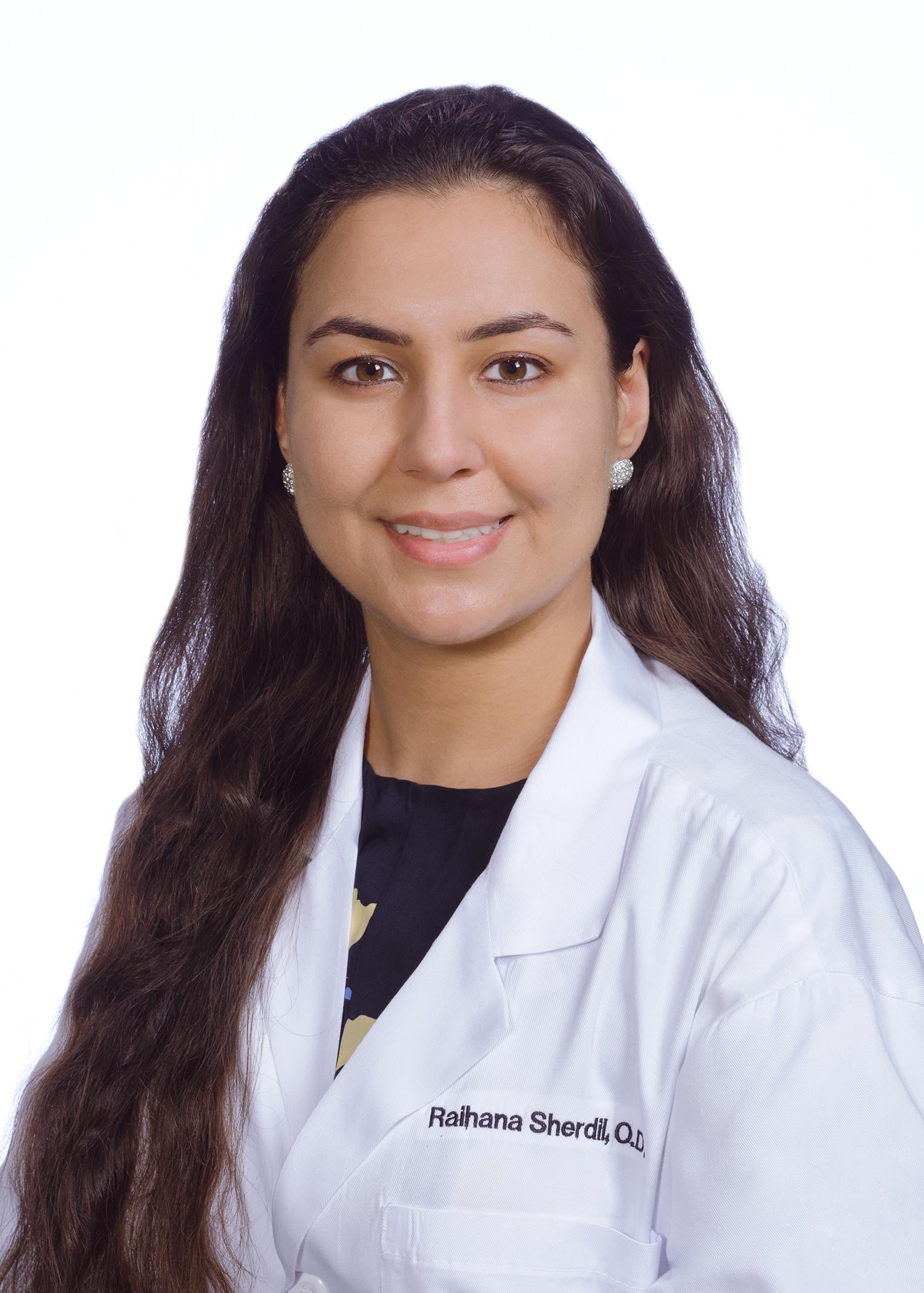 Raihana Sherdil O.D.