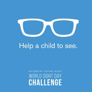 Help a child see today!