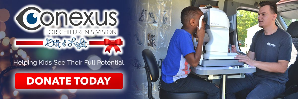 Conexus & VEI Partnering for the Gift of Light Campaign
