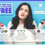 Virginia Eye Institute's Next Gen BOGO Offer - Optical Frames & Lenses Deal
