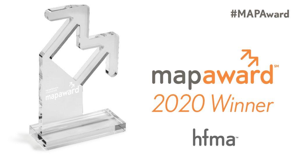 MAP Award Winner 2020