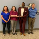 VEI Revenue Cycle Management Team receives Map Award from HMFA