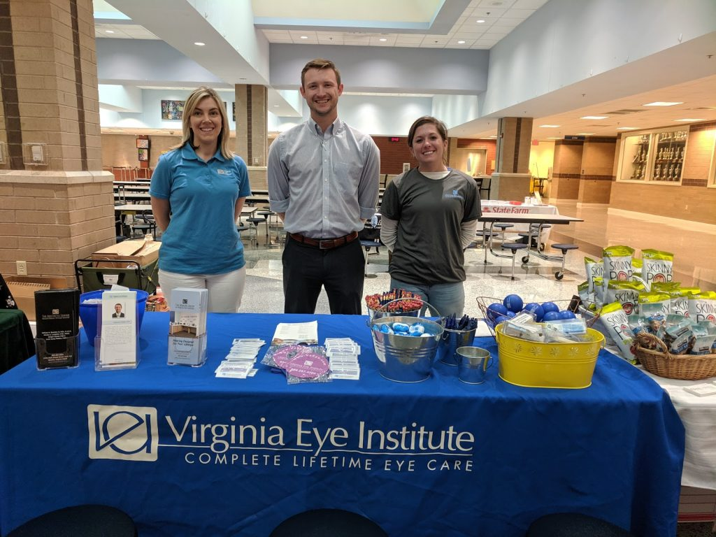 VEI at New Kent Public Schools Vendor Fair
