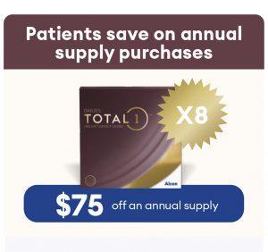 Alcon Preferred 1 Program - DAILIES TOTAL1®