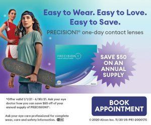VEI - Alcon Precision Contacts Promo
