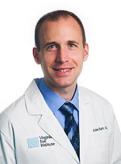 Alden Bahr, MD - Virginia Eye Institute