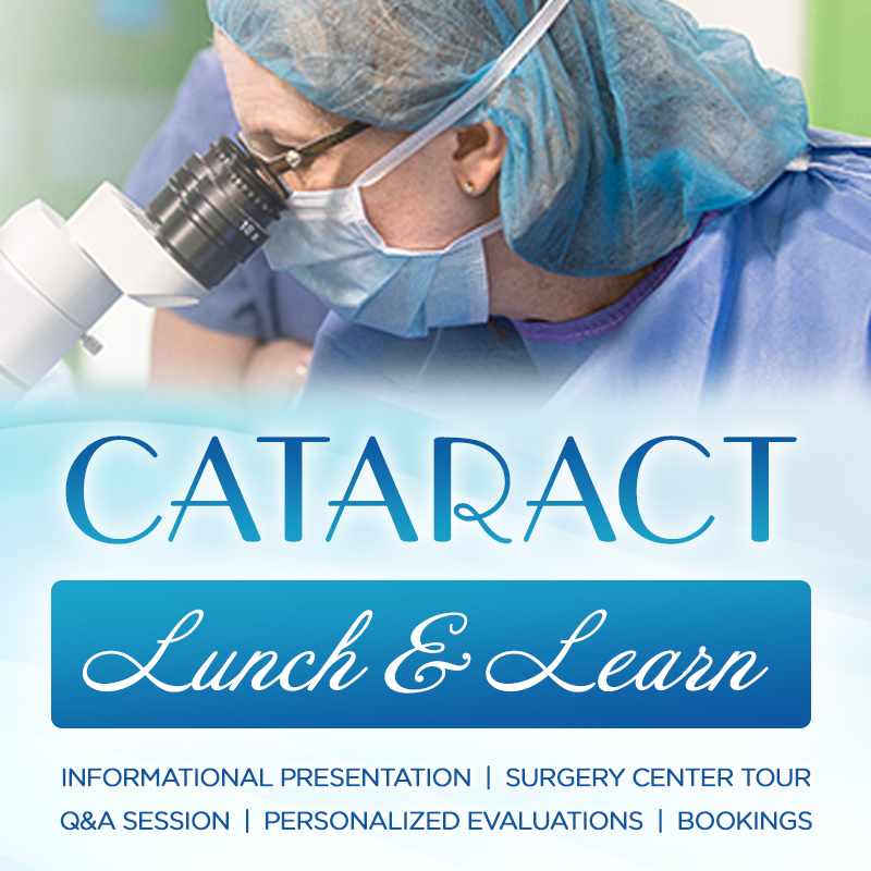 VEI | Cataract Lunch & Learn Event